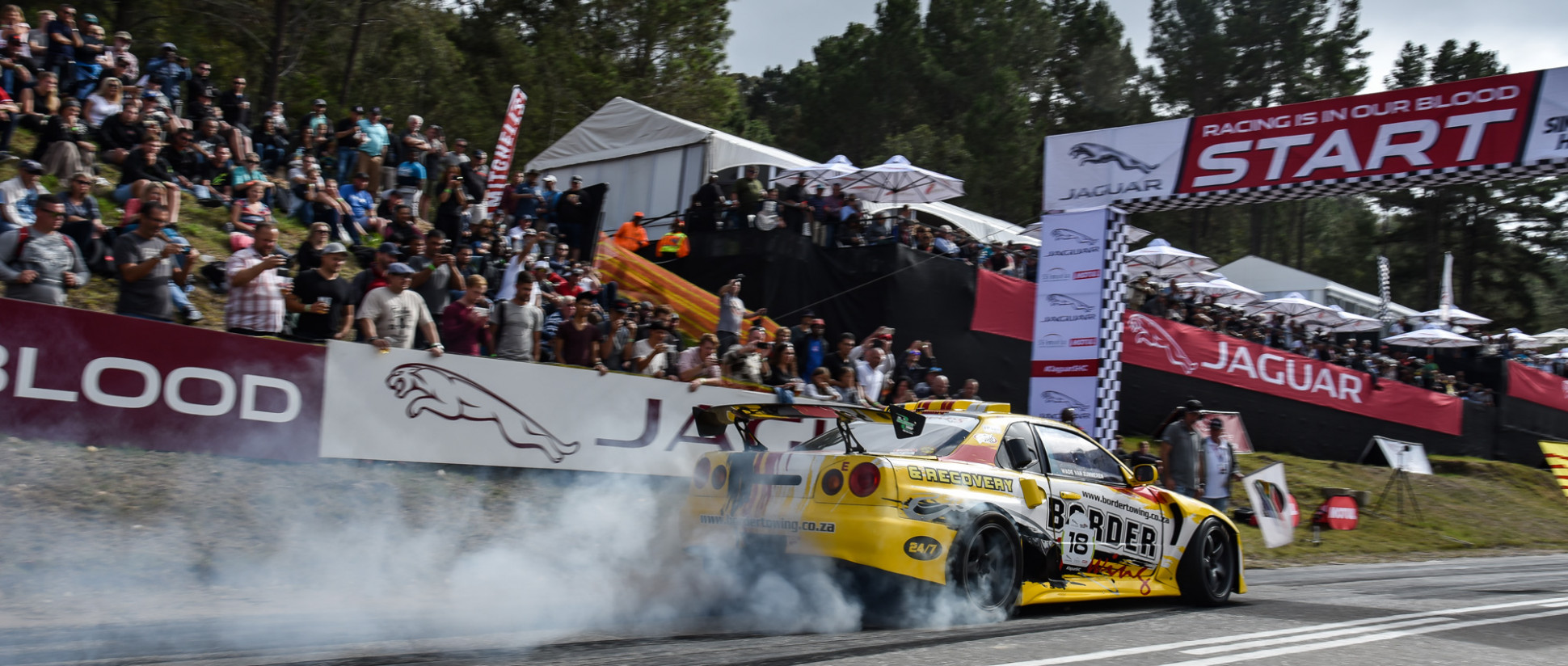 Green light for 11 Jaguar Simola Hillclimb ticket sales – Simola ..