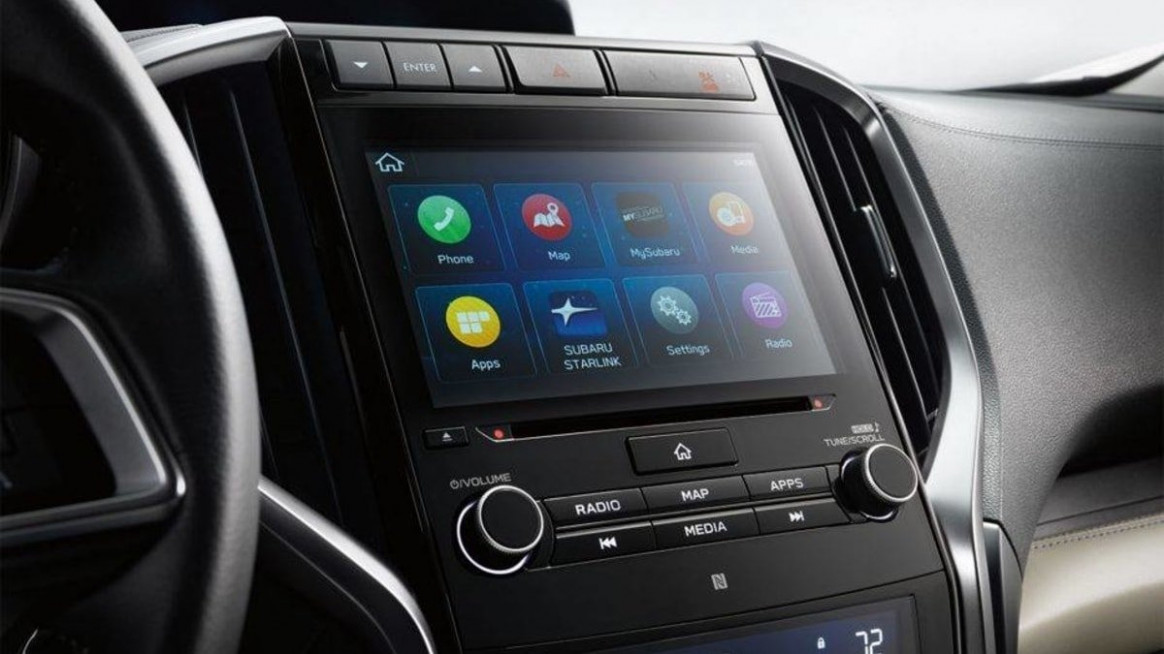 Having Problems With Subaru Starlink? What Owners Can Do | Torque News - 2020 subaru navigation system