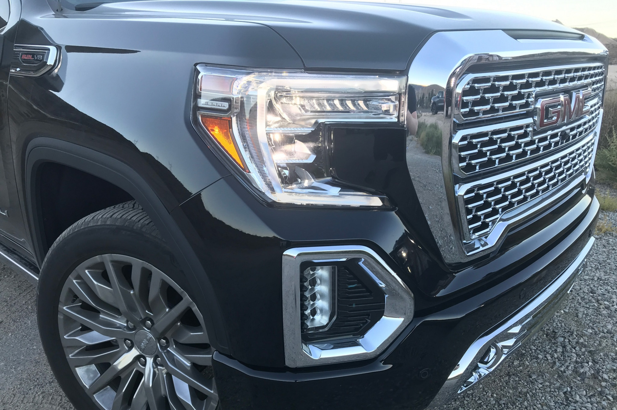 Headlights of the 8 Pickup Truck of the Year Competition – #PTOTY8