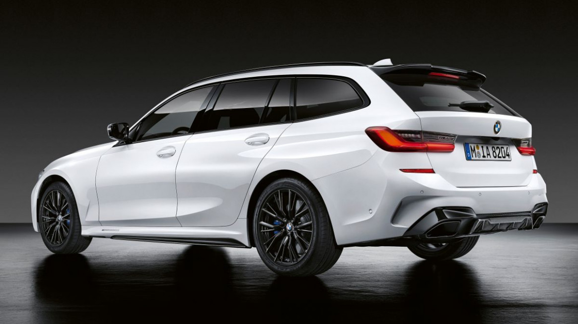 Here's What the 11 BMW 11 Series Wagon Looks Like With Every M ...