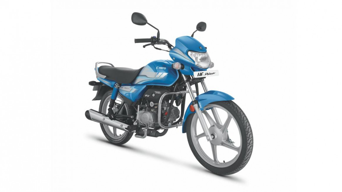 Hero HF Deluxe BS8 launched, price starts at Rs 8,8 - Auto News - honda ki new bike 2020