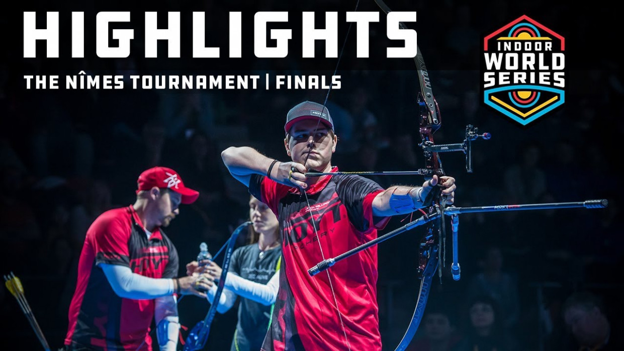 Highlights: 11 Nimes Archery Tournament | Indoor World Series - hyundai world archery championships 2020