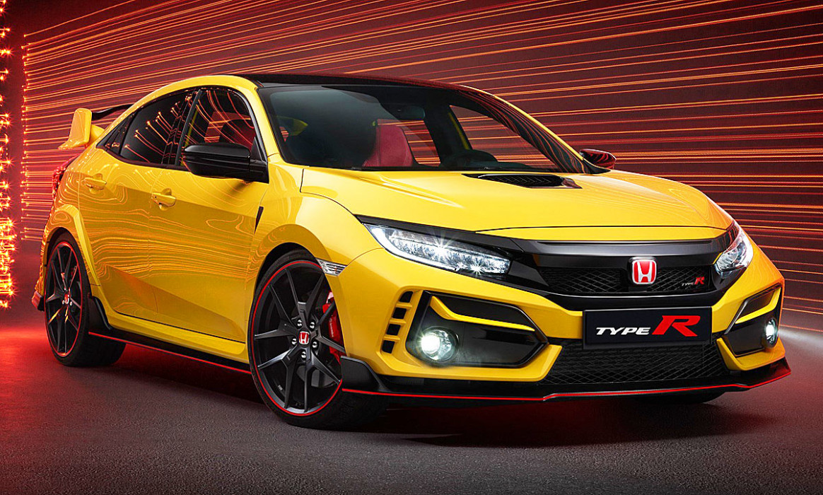 Honda Civic Type R Facelift (10): Preis, Motor, PS | autozeitung
