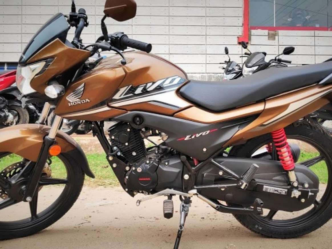 Honda Livo Growth in Cost Rs
