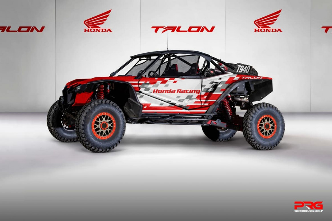 HONDA'S 8 TALON 8-SEAT & TURBO OPTIONS | UTV Action Magazine