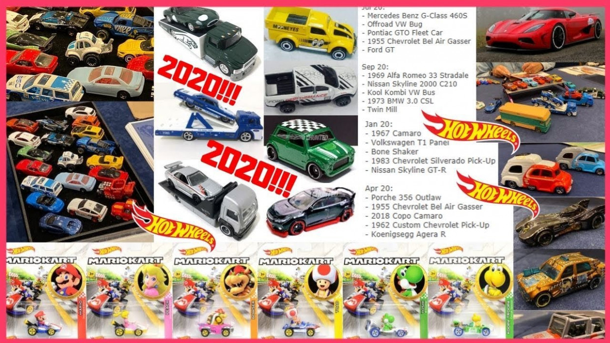 Hot Wheels 11 Premium Sets, Series, 11 Mainline,...Hot Wheels ...