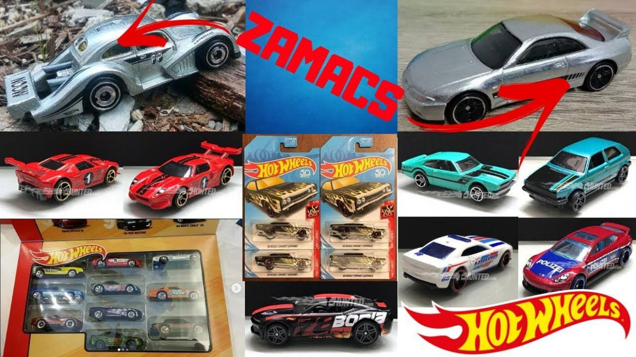 hot wheels 11 volkswagen series New Review 11*11 - hot wheels ...