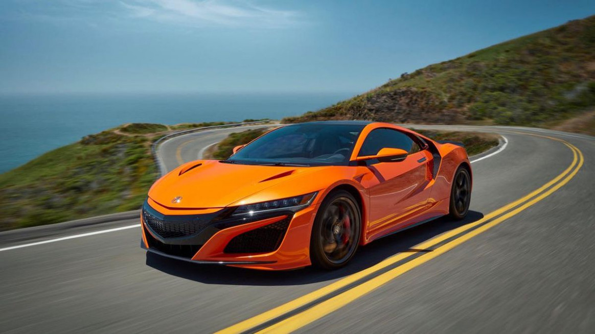 Hotter Acura NSX Type R coming later this year, report says - Roadshow - 2020 acura nsx horsepower
