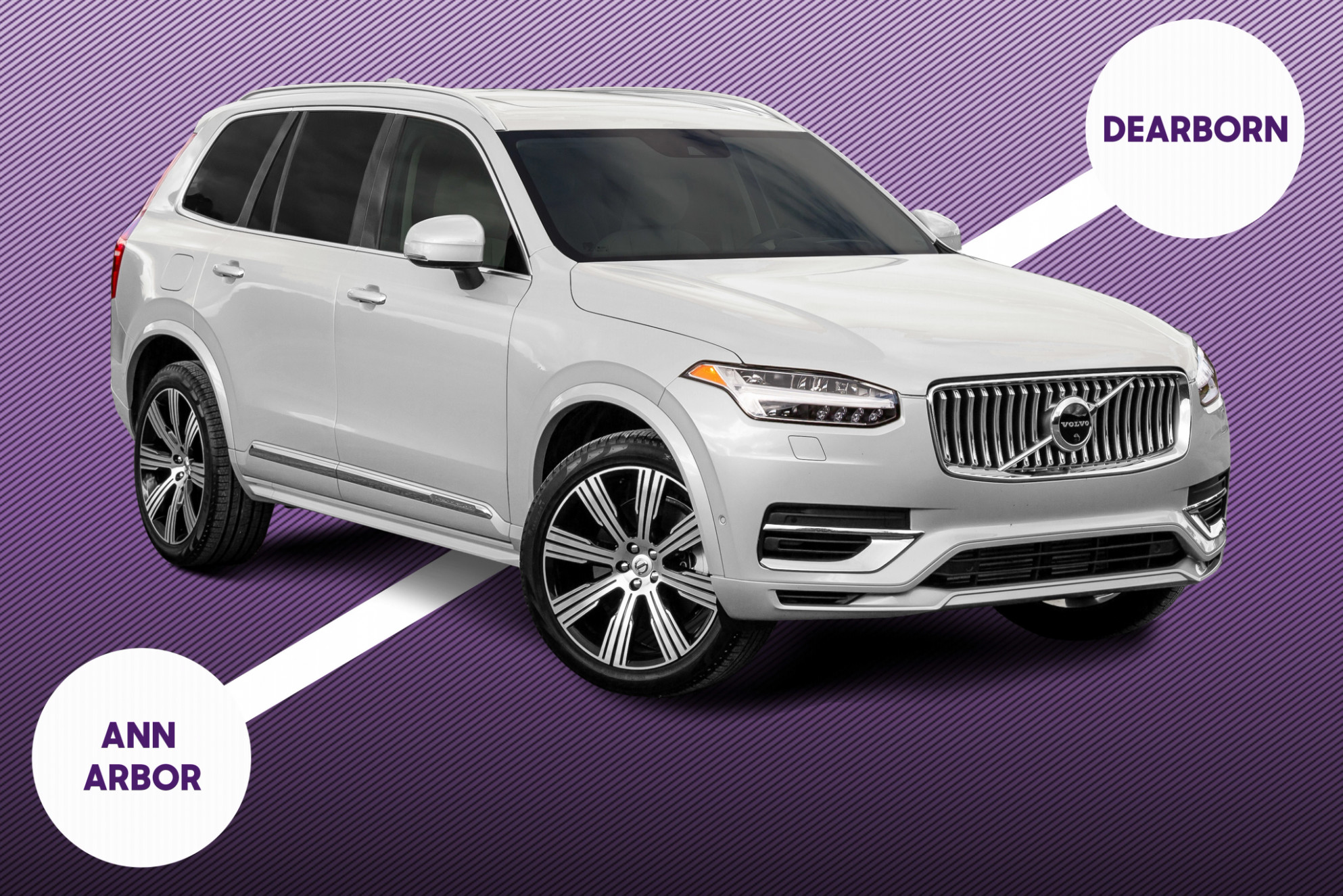 How Far Can a 9 Volvo XC9 T9 Plug-In Hybrid Go on Electricity ...