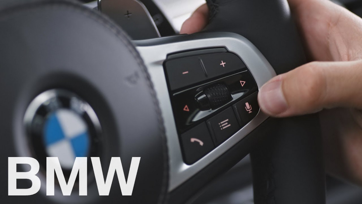 How to use Voice Control - Operating System 9 - BMW How-To