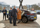 HRH THE PRINCE OF WALES OFFICIALLY OPENS THE NATIONAL AUTOMOTIVE ...