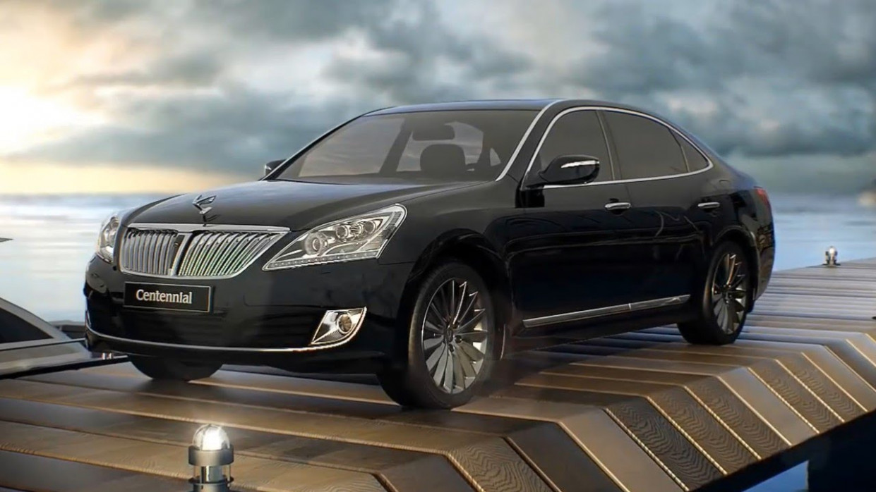 Hyundai Equus Car Centennial 11 - Design & Features - 2020 hyundai equus