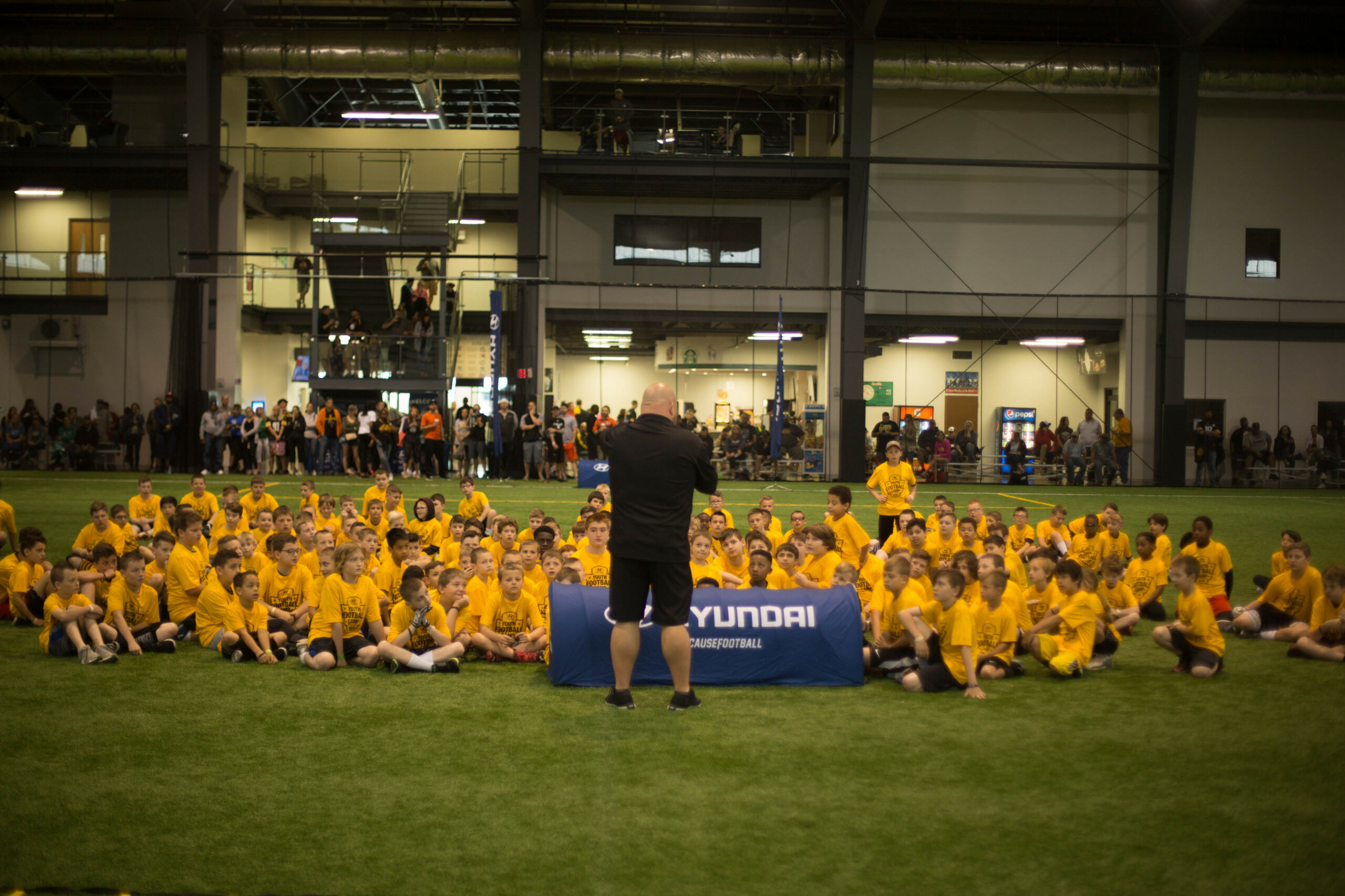Hyundai to Prepare Young Football Fans for the Season as Youth ...
