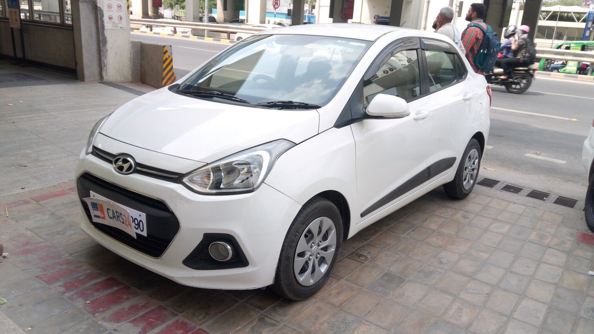 hyundai xcent price in hyderabad 8 First Drive 8*8 ...