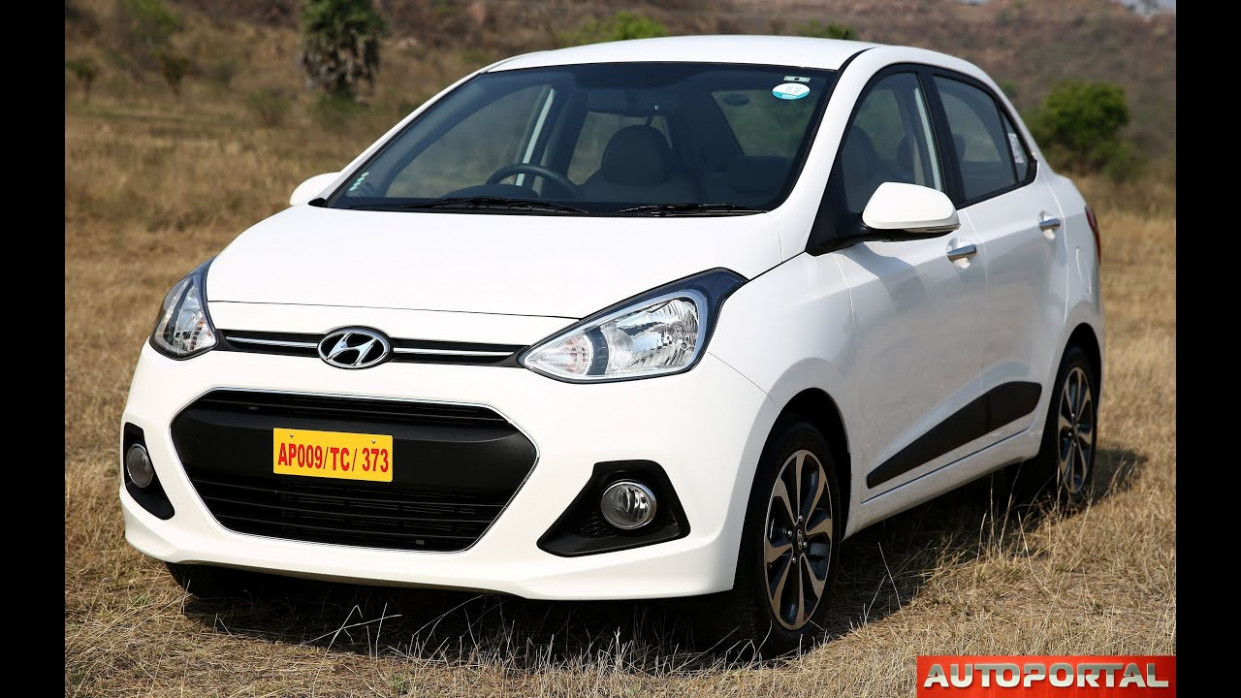 """Hyundai Xcent Review """"Test Drive"""" - AutoPortal - hyundai xcent price in hyderabad 2020"""