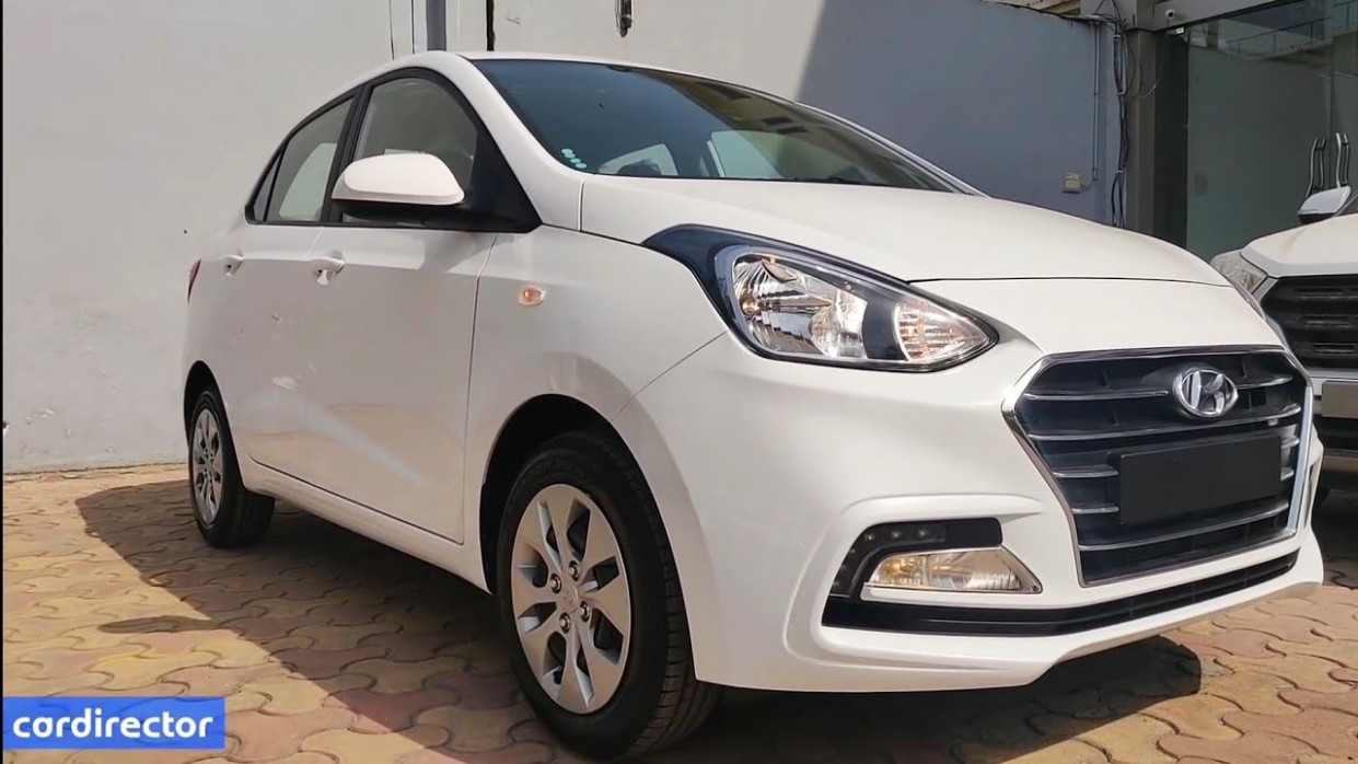 Hyundai Xcent S 8 | Xcent 8 S Petrol Automatic | Interior and  Exterior | Real-life Review - hyundai xcent price in hyderabad 2020
