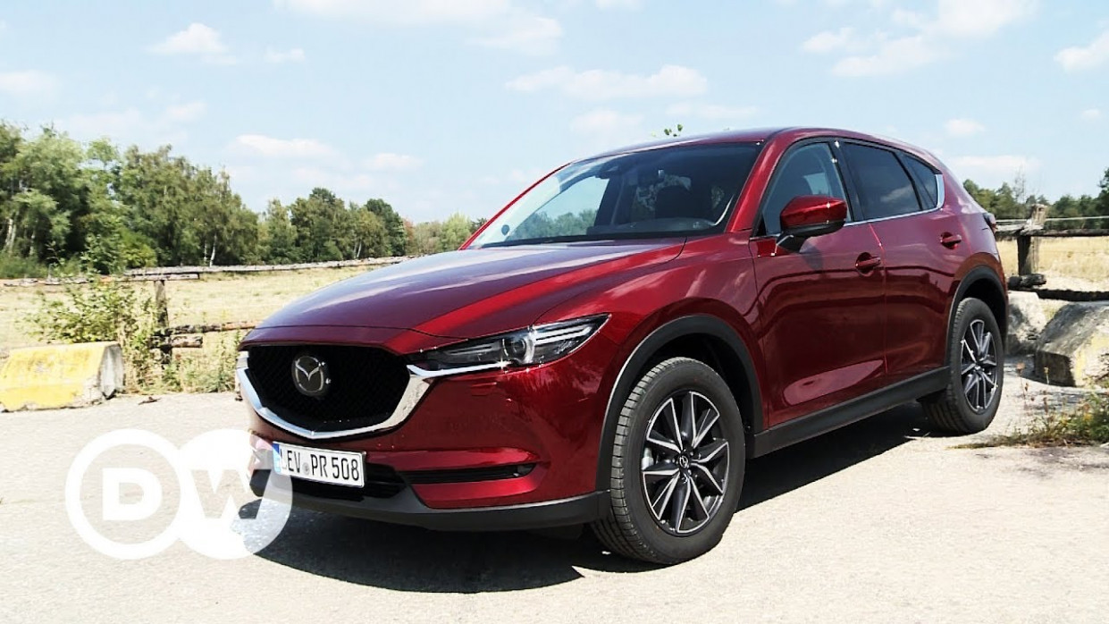 In der Praxis: Mazda CX-10 | DW Deutsch - 2020 mazda cx 5 youtube