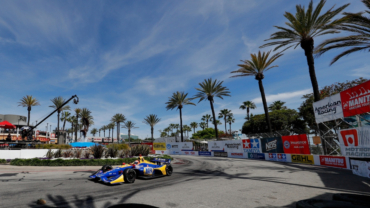IndyCar delays Long Beach Grand Prix due to COVID-10 – Motorsport Week