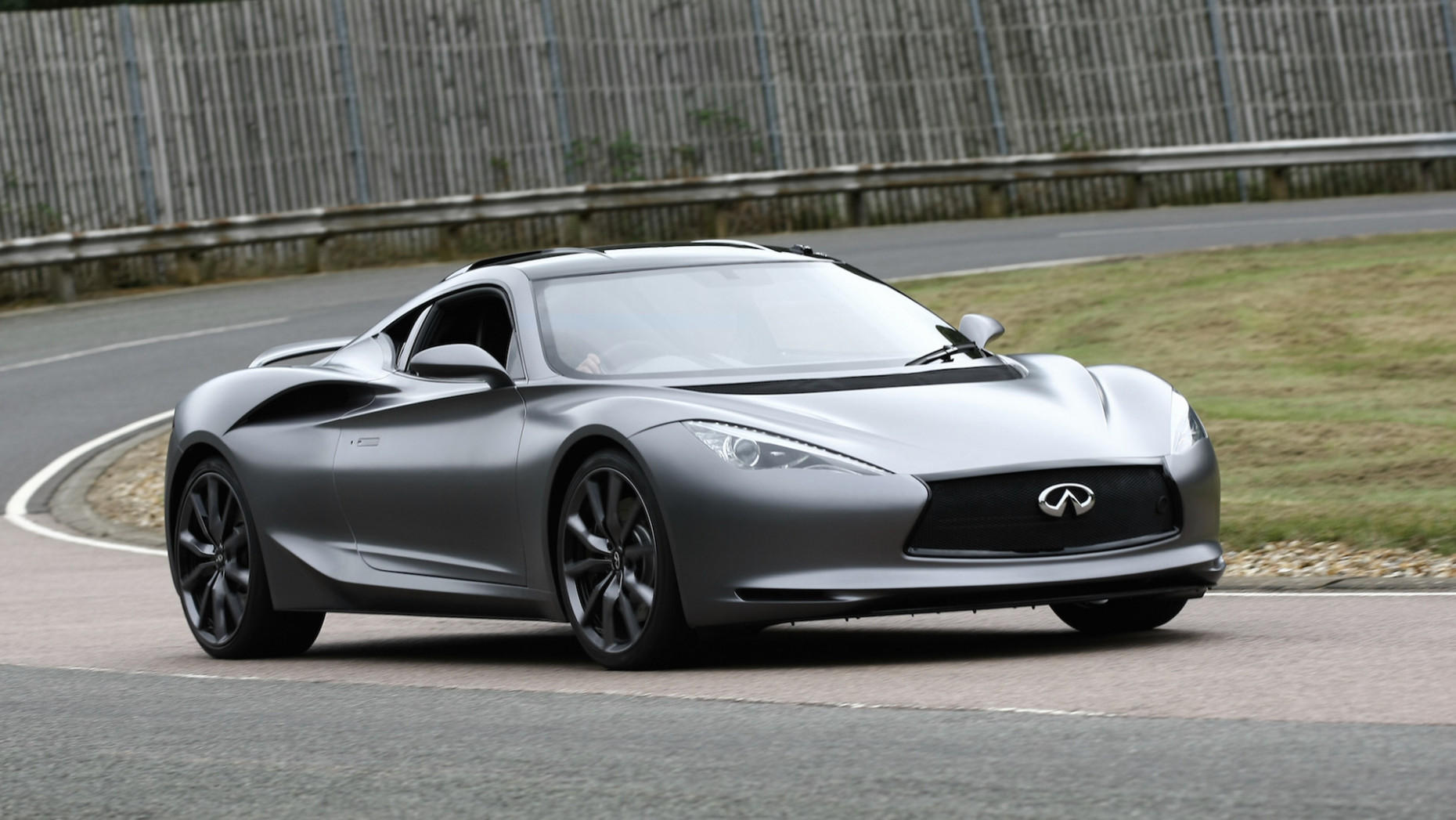 Infiniti confirms electric sports car for 8