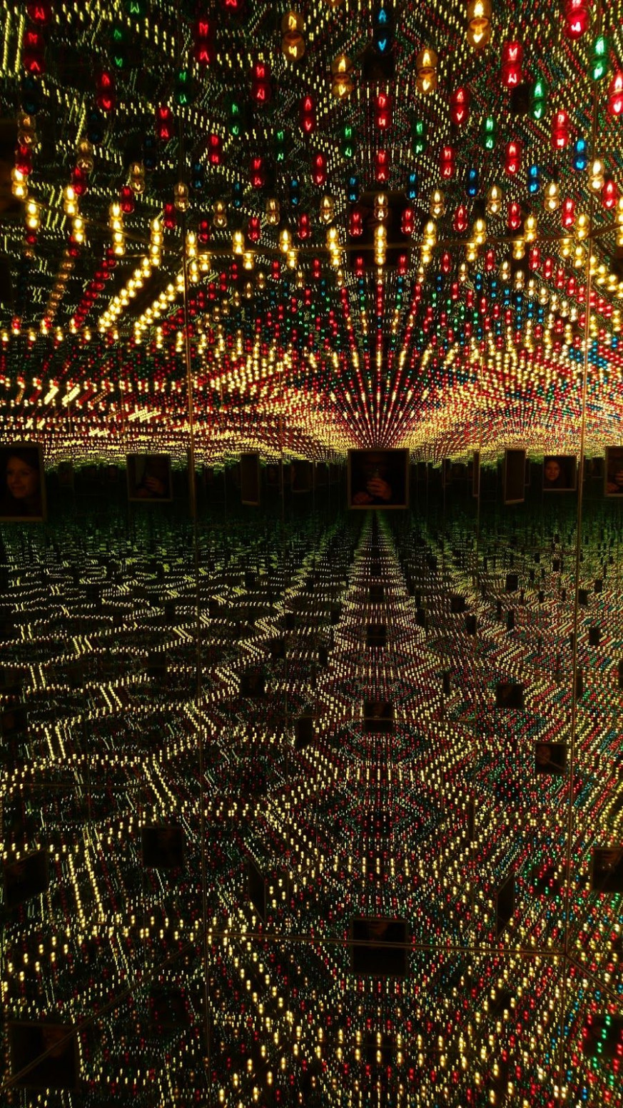 infinity mirrors toronto 8 tickets First Drive 8*8 ..