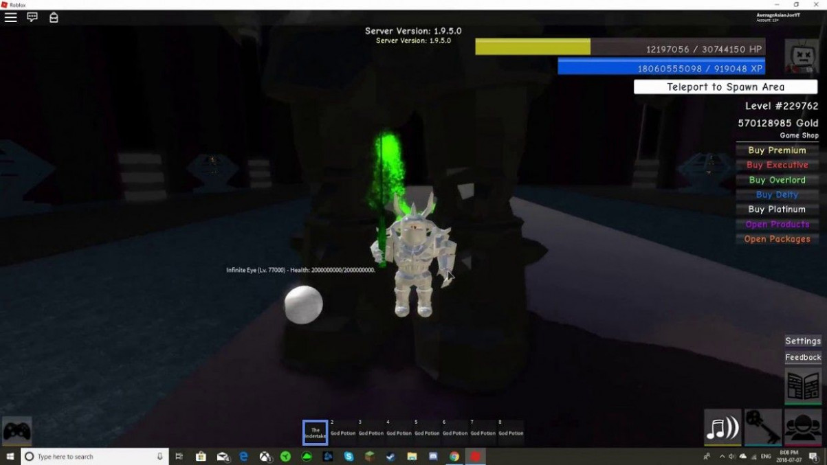 Infinity Rpg Roblox Codes 12 (With images) | Roblox codes ..