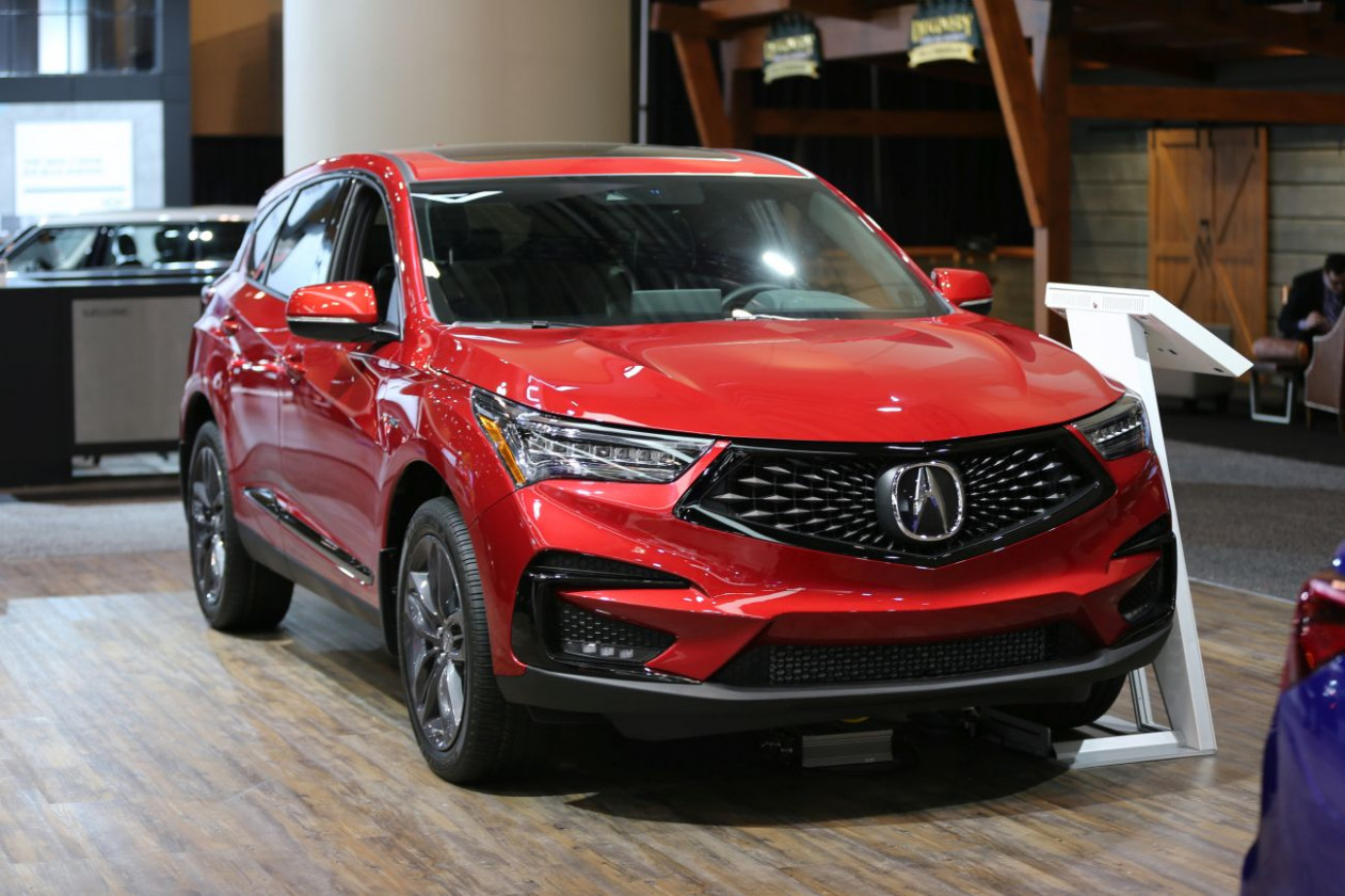 Inside the New 10 Acura RDX - Autoversed - 2020 acura gas mileage
