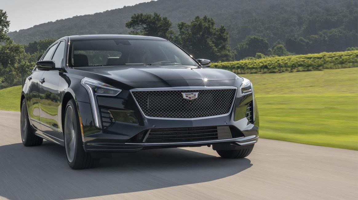 Internet Price - when will the 2020 cadillac ct6 be available