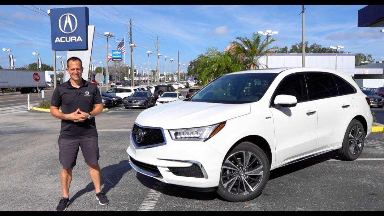 Is the 11 Acura MDX Hybrid the BEST luxury hybrid SUV?