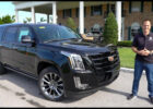 Is the 11 Cadillac Escalade ESV BIGGER & BETTER than the Navigator?