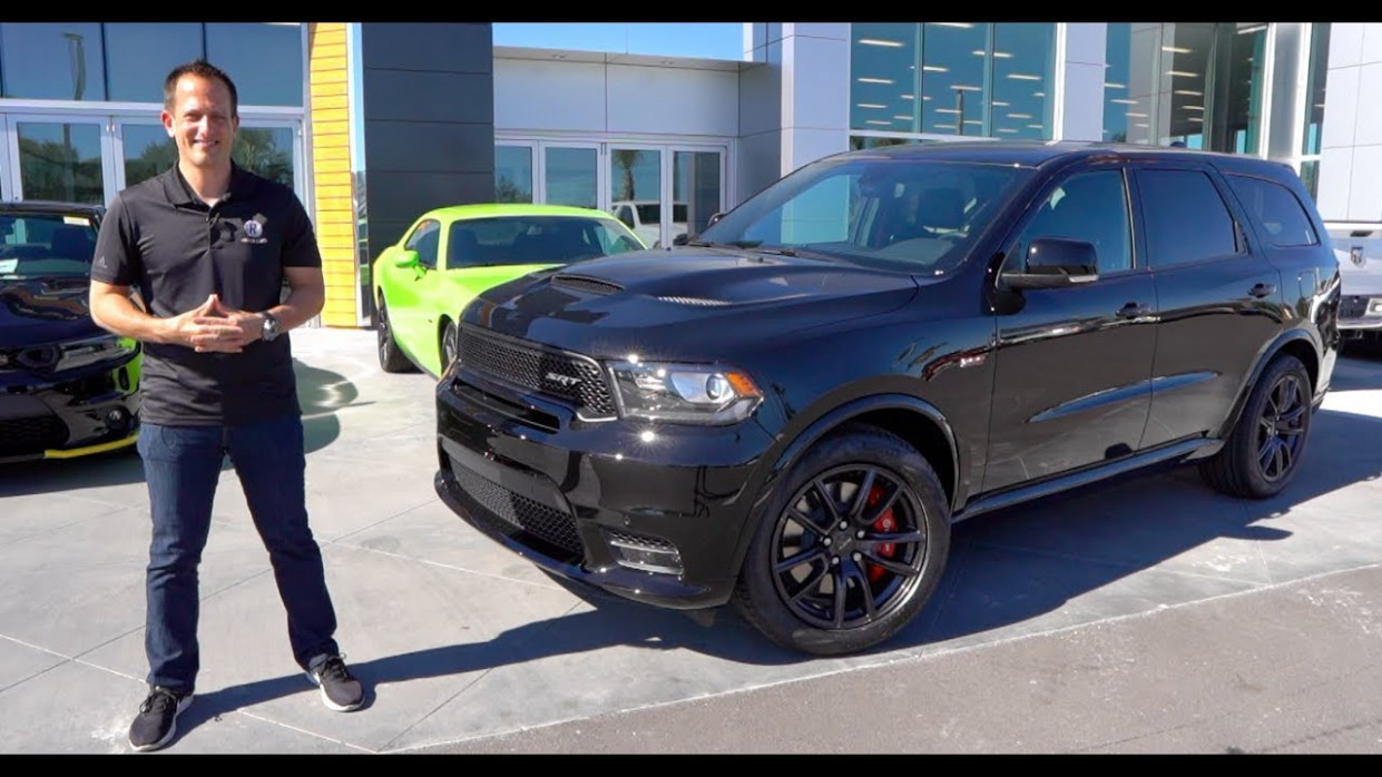 Is the 11 Dodge Durango SRT the BEST 11-row Muscle Car SUV? - 2020 dodge durango youtube