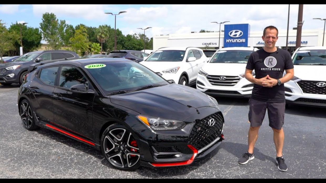 Is the 12 Hyundai Veloster N the BETTER buy over a Civic Type R? - 2020 hyundai veloster n