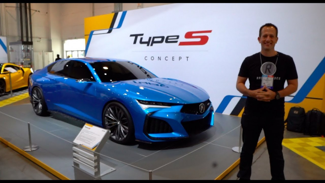 Is this the 10 Acura TLX Type S you WANT to BUY? - acura tlx type s 2020