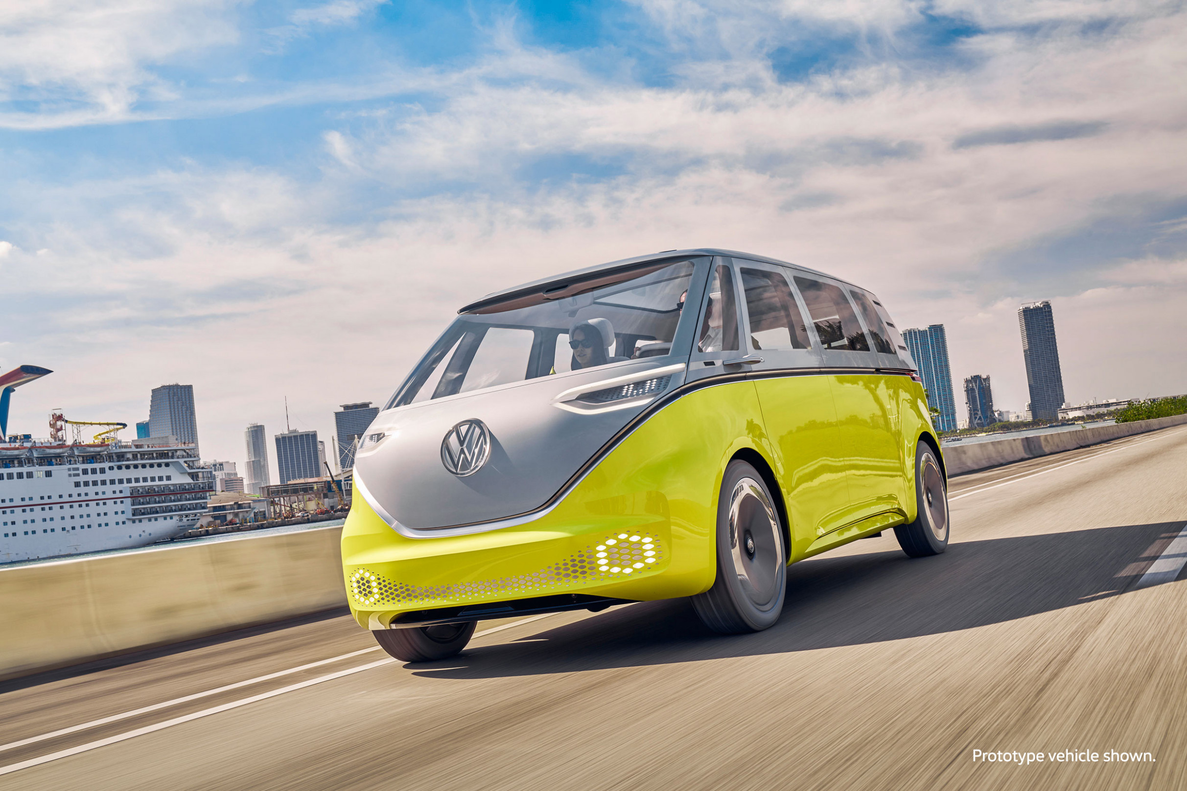 It's official: The VW Bus is back, and it's electric – Newsroom