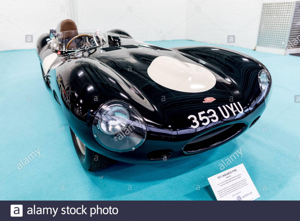 Jaguar D Typ Stockfotos & Jaguar D Typ Bilder - Alamy - jaguar hill climb 2020