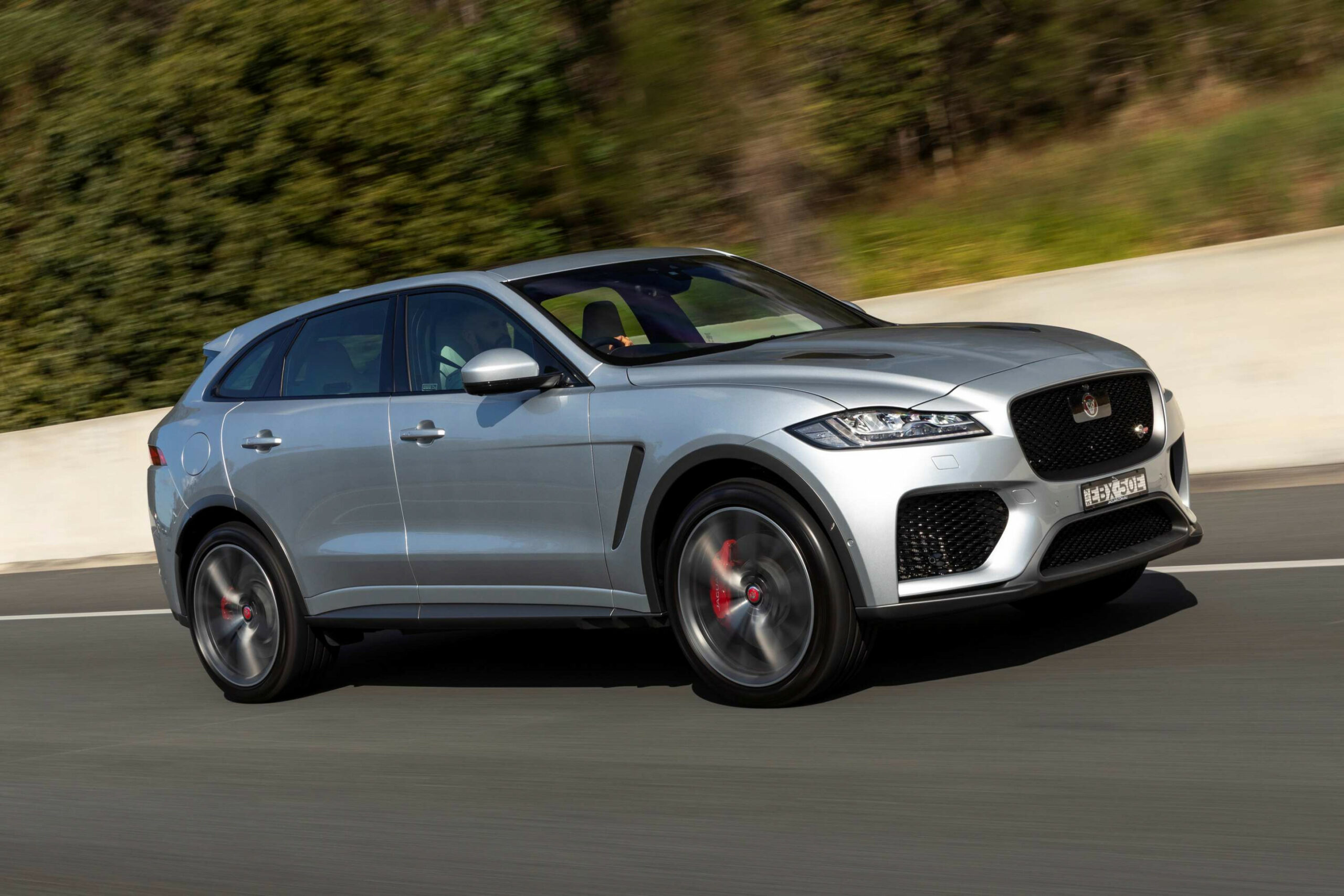 Jaguar F-PACE SVR 11 Review - OzRoamer