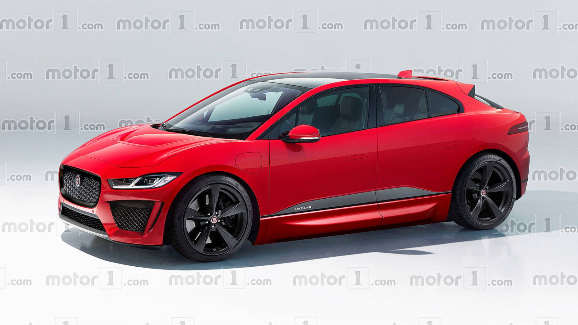 Jaguar I-Pace SVR Officially Confirmed As Hot Electric SUV