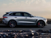 Jaguar J-Pace Will Electrify Top Of The Lineup