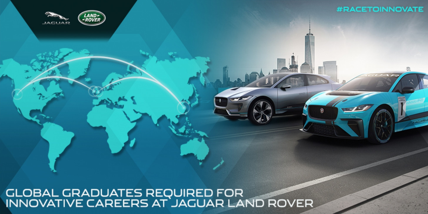 JAGUAR LAND ROVER SEEKS SOFTWARE ENGINEERS FOR ELECTRIC FUTURE ..