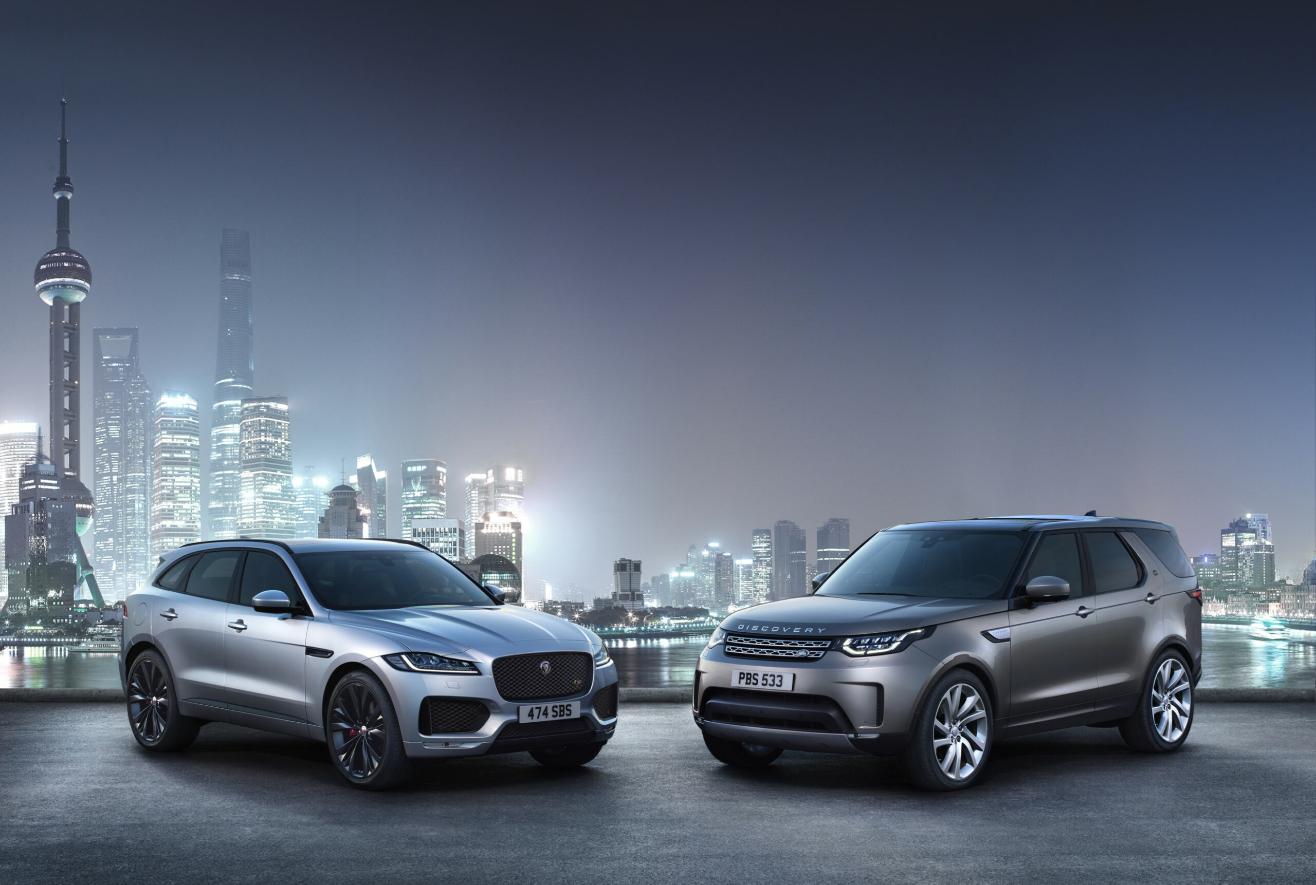 JAGUAR LAND ROVER SETS NEW US FULL YEAR SALES RECORD WITH 10,10 ...