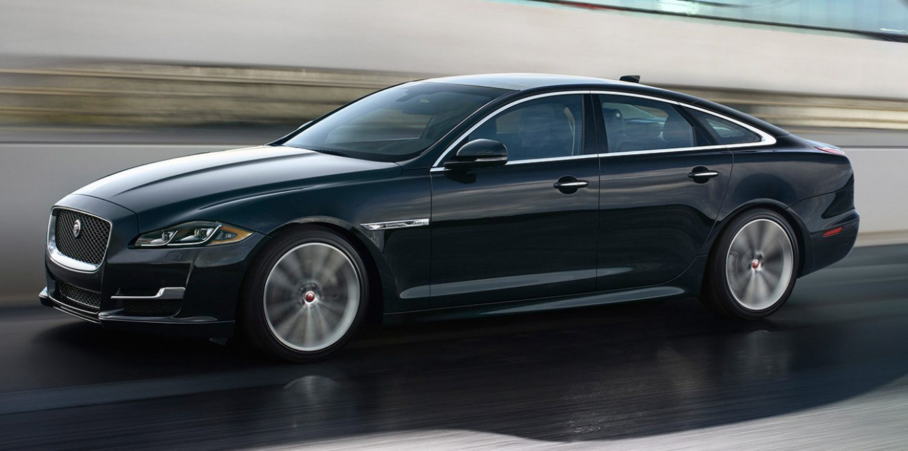 Jaguar XJ luxury sedan on the way out, to be replaced by electric ...