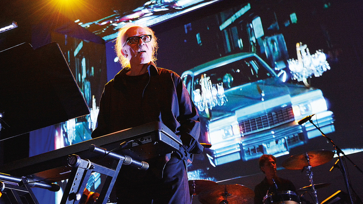 "John Carpenter: ""My son was kind enough to figure out the MIDI for .."