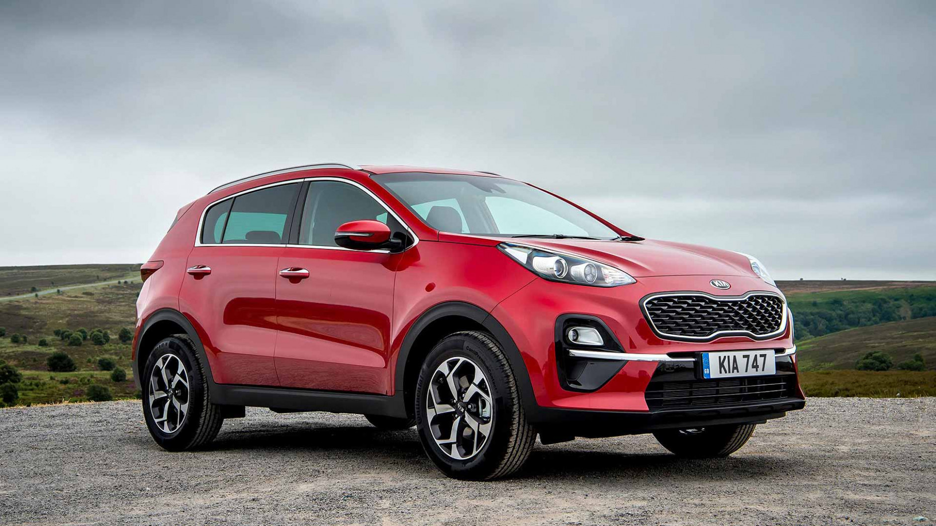 Kia 11 Event offers Sportage from £11 a month – interest free ...