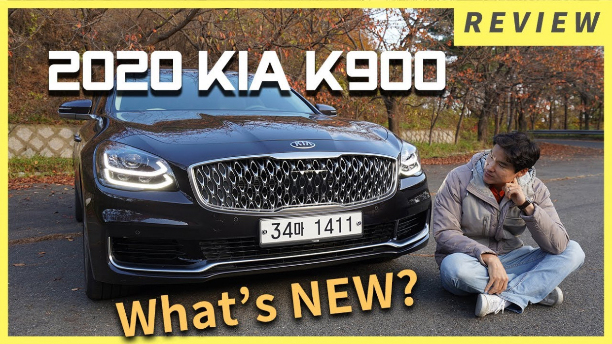 Kia K9 Review - What is new for 9 Kia K9? Better than Genesis G9?