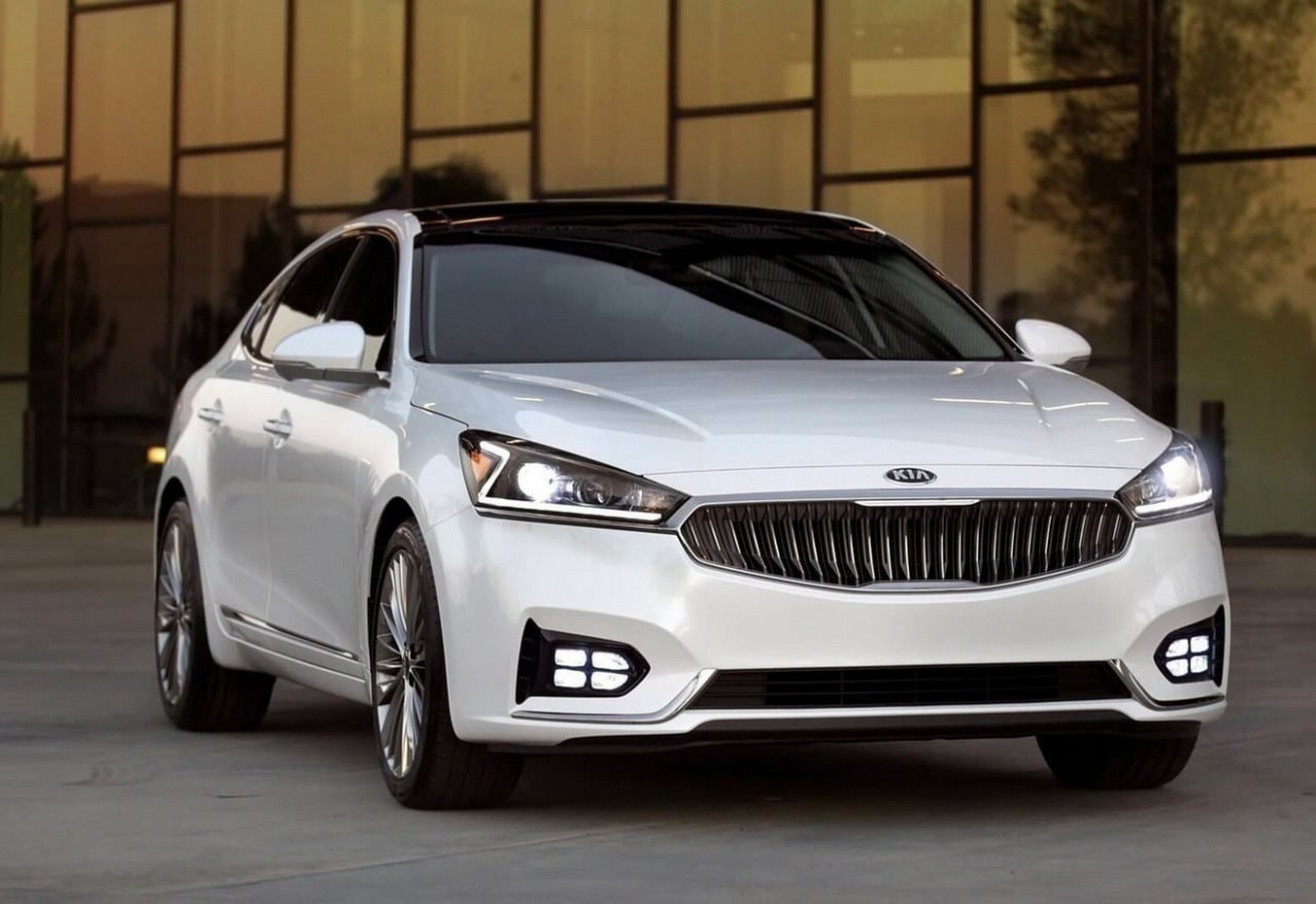kia quoris 8 price in india Concept 8*8 - kia quoris 8 ..