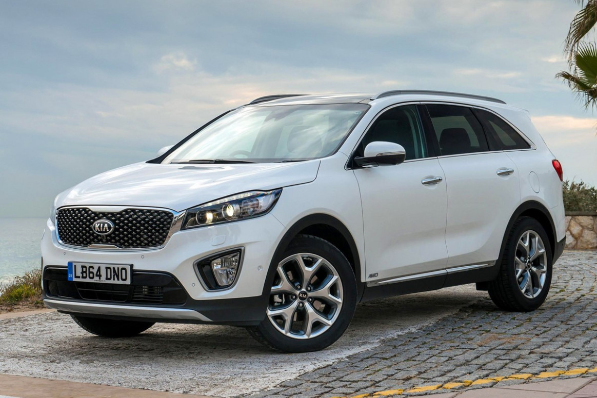 Kia Sorento named Best Car to Own in Auto Express Driver Power ...