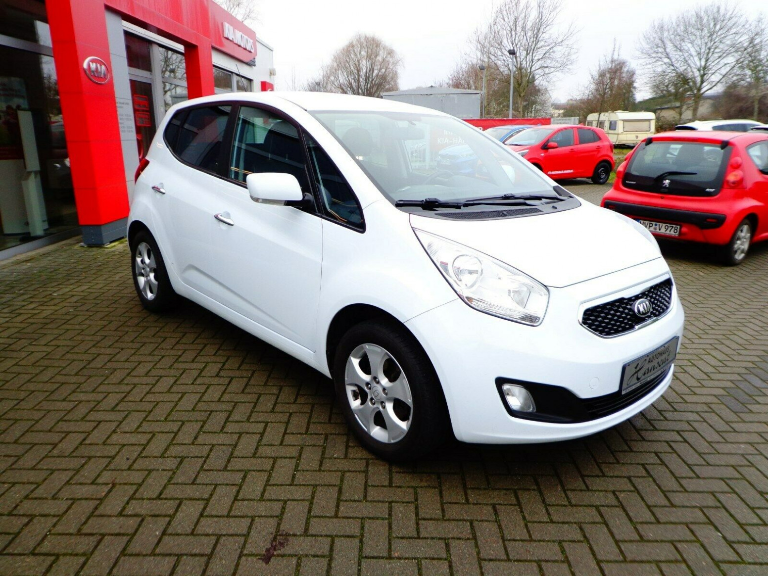 KIA Venga12.12 CVVT Dream Team Edition