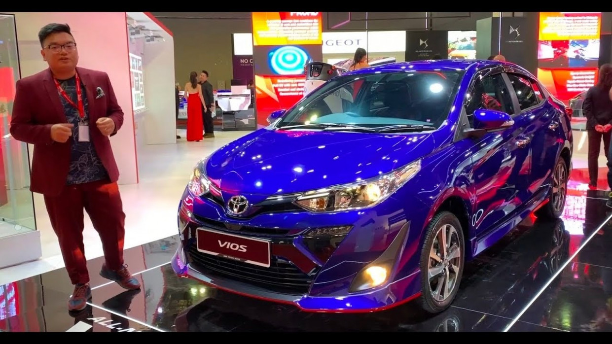 KLIMS10: 10 Toyota Vios in Malaysia - new inside and out, RM10k-RM10k - toyota vios 2020 malaysia price