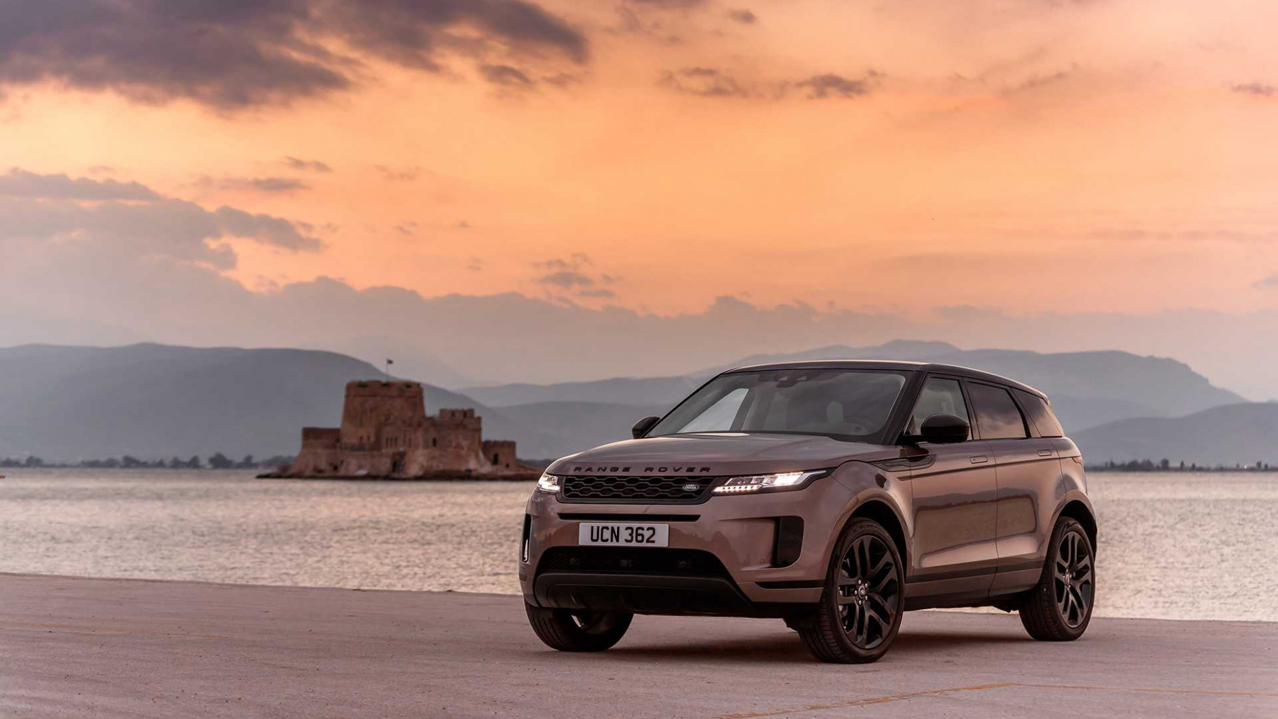 Land Rover China Sales Figures