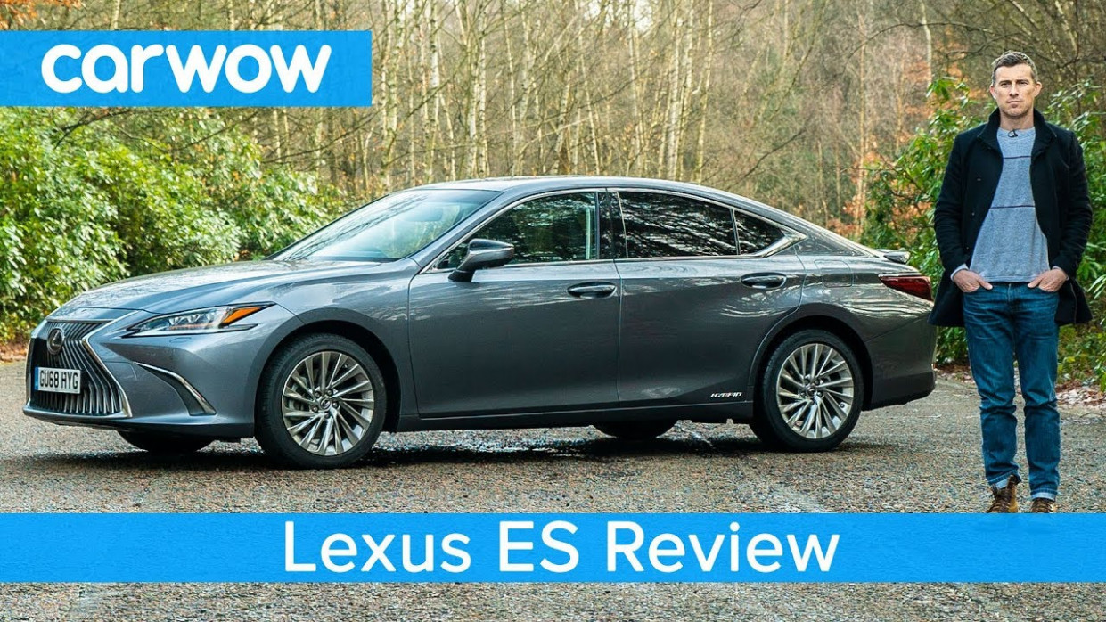 Lexus ES 8 in-depth review - see if it's better than a BMW 8 Series?