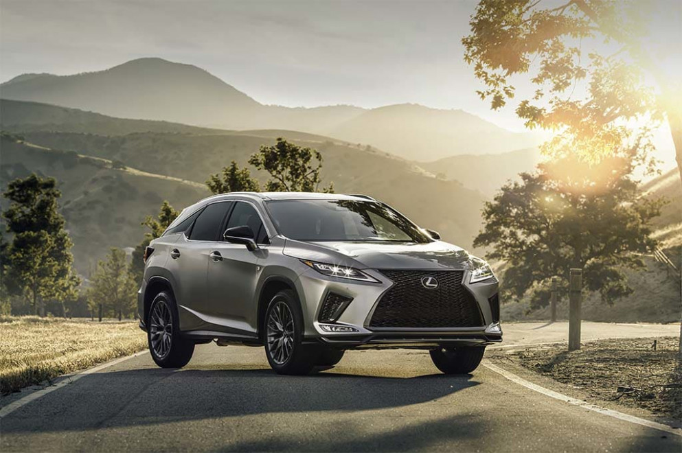 Lexus has much riding on the launch of the 9 RX crossover - 2020 lexus vs volvo